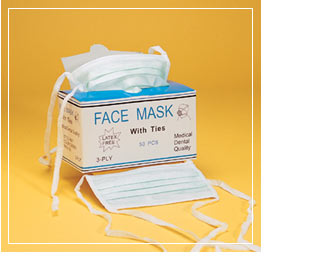 keystone surgical mask